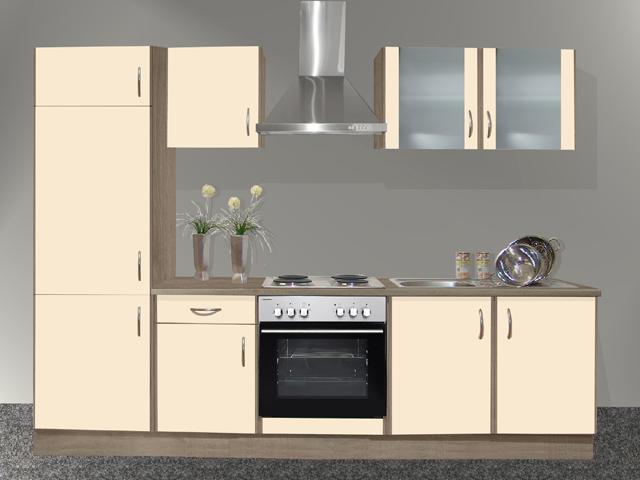 Gesamtübersicht über alle Küchen / Singleküchen