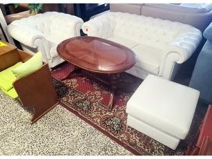 Couch 3/1 braun mit Relaxfunktion (gebraucht)