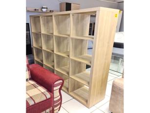 Bücherregal Polykub 416057 mit 1 Boden sonoma-eiche