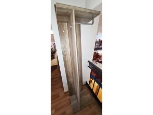 Garderobe 3-teilig sonoma-eiche