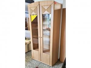 Italienisches Kinderzimmer Azur 3-teilig weiß/lila (gebraucht)