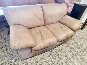 Couch 2/2 grau (gebraucht)