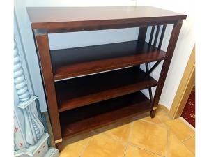 Bücherregal Sally 3 ahorn mit 4 Einlegeböden