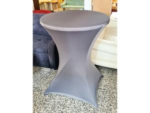 Essecke + Esstisch ausziehbar + 2 Stühle gepolstert buche/blau (gebraucht)