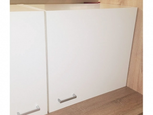 Küchenhängeschrank Sonea 103-60 60cm sonoma-eiche / matt-weiss