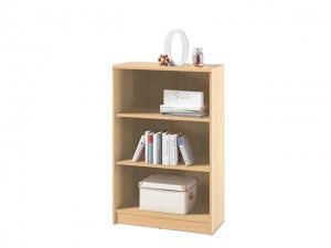 Bücherregal Optimus 14 buche mit 2 Einlegeböden